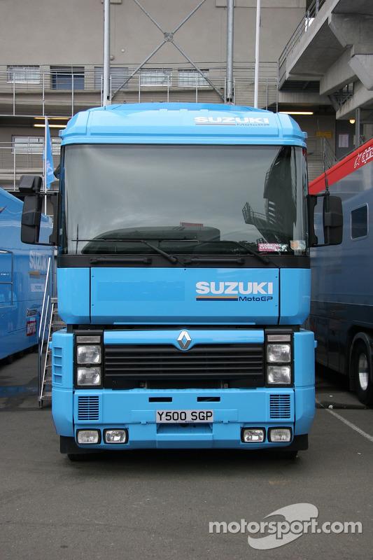 Le camion Suzuki