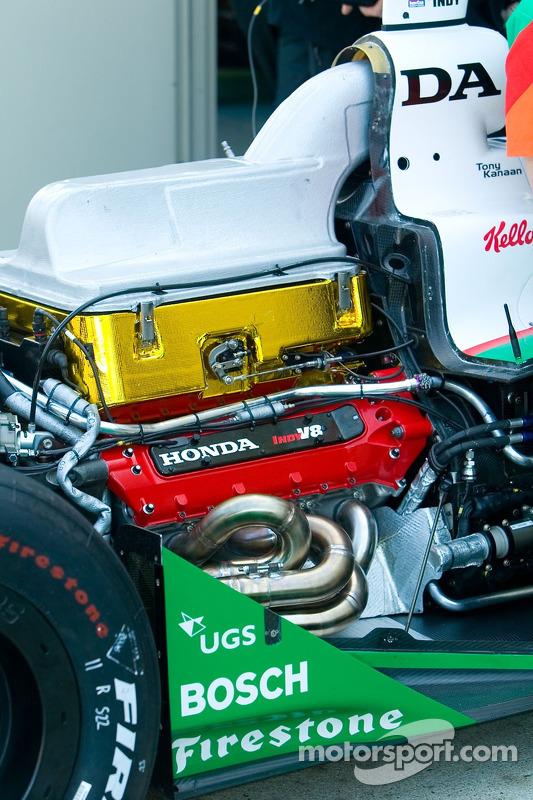 Moteur IRL de Honda