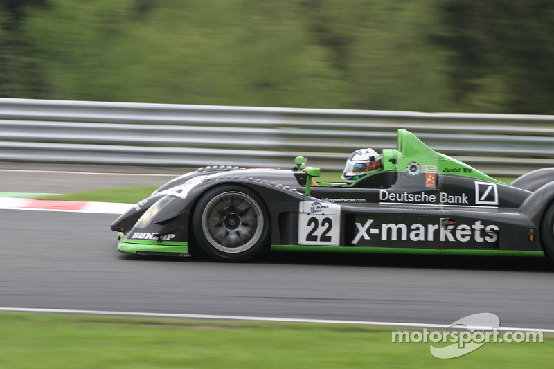 #22 Rollcentre Racing Radical SR9 Judd: Martin Short, Tim Greaves, Gregor Fisken