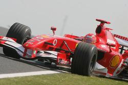 Michael Schumacher in trouble