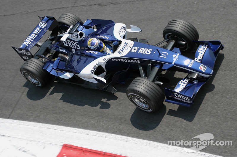 2006: Williams-Cosworth FW27