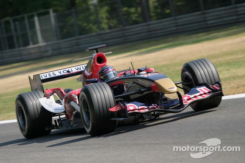 2006: Toro Rosso-Cosworth STR1