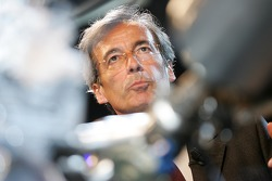Peugeot Sport press conference: Frédéric Saint-Geours
