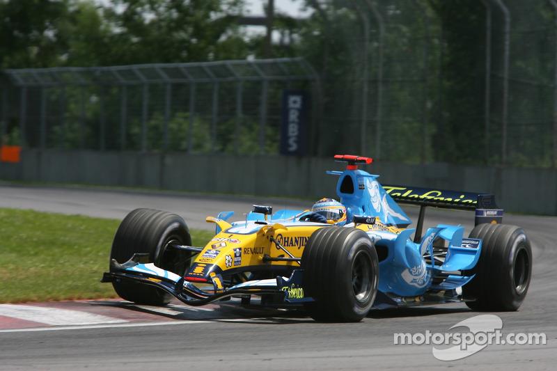 2006 - Fernando Alonso, Renault