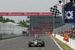 Fernando Alonso se lleva el GP de Canadá 2006 de F1