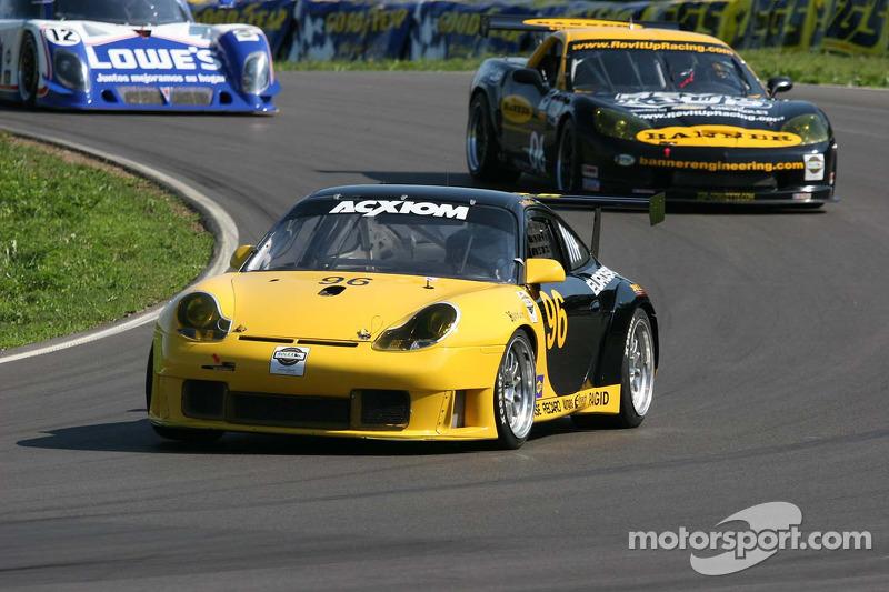 #96 Int'l Auto Sport Porsche GT3 Cup: Mark Hupfer, Tim McKenzie