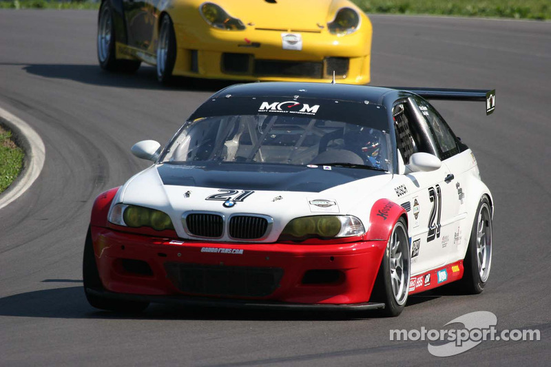 #21 Matt Connolly Motorsports BMW M3