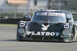 #6 Playboy Racing/ Mears-Lexus/Riley Lexus Riley: Mike Borkowski, Paul Mears Jr., Paul Tracy