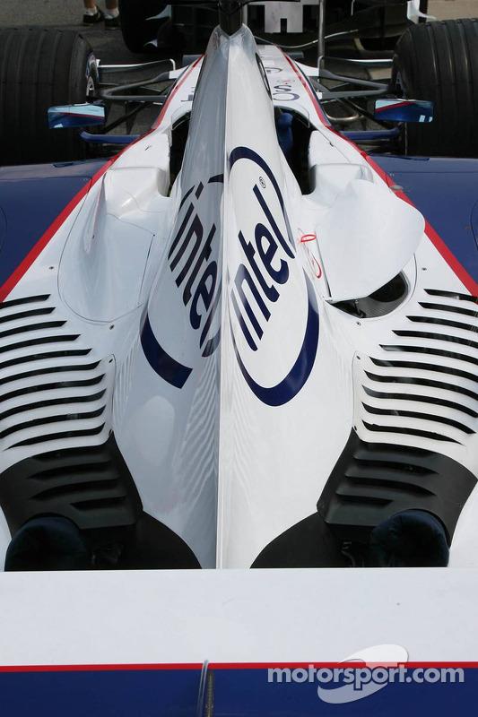La BMW Sauber F1.06