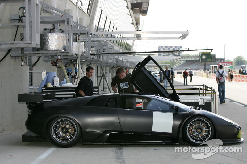 La Jloc Isao Noritake Lamborghini Murcielago