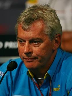 Friday FIA press conference: Pat Symonds