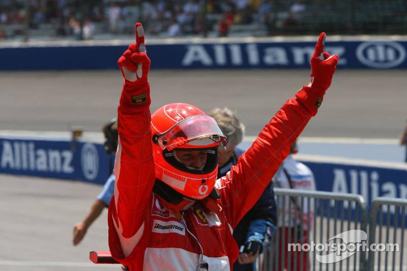 67. EE UU 2006, Ferrari 248 F1