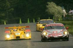 #6 Penske Motorsports Porsche RS Spyder: Sascha Maassen, Lucas Luhr, #51 Multimatic Motorsports Team Panoz Panoz Esperante GTLM: Gunnar Jeannette, Tom Milner