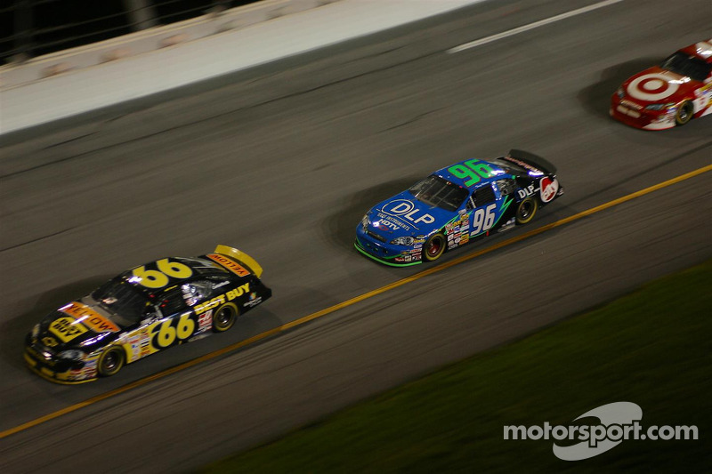 Jeff Green et Tony Raines