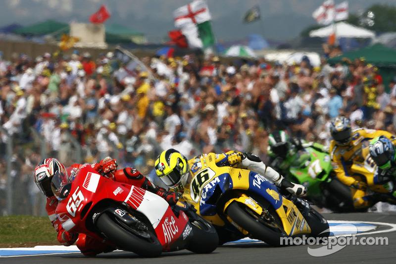 2006 - GP de Gran Bretaña (de 12º a 2º)
