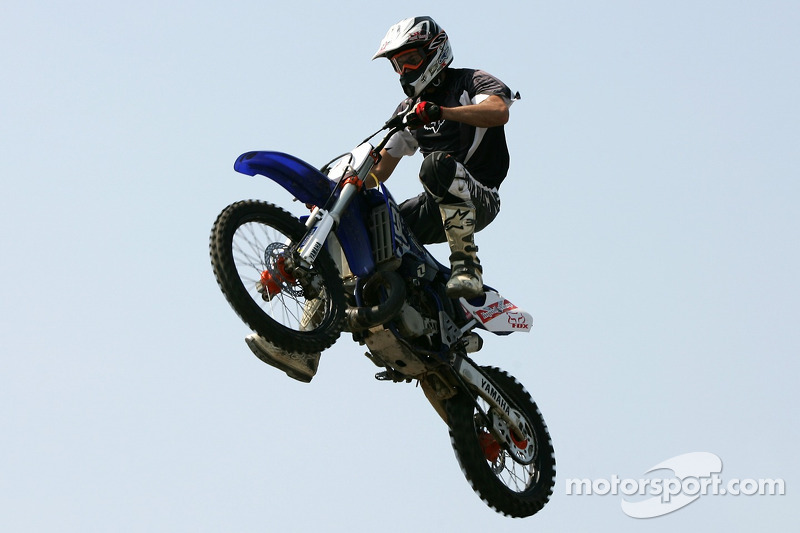 Motocross de freestyle