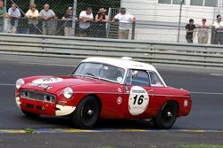 #16 MG Le Mans 1965