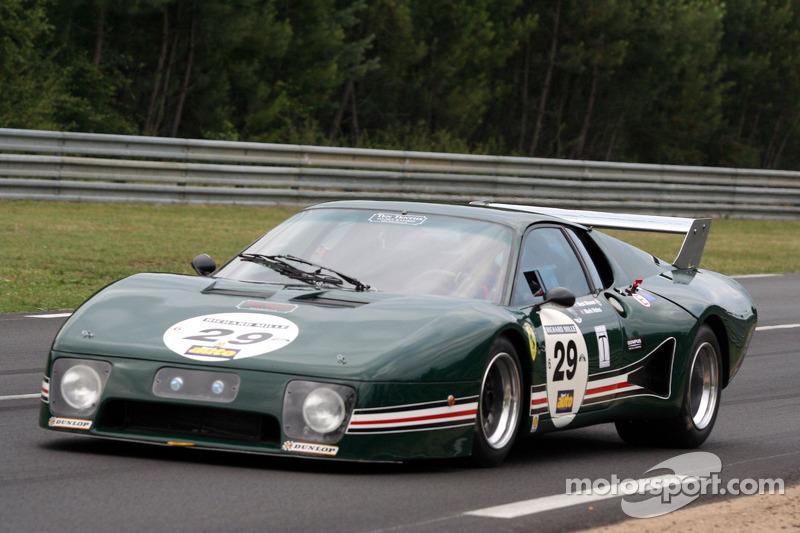 #29 Ferrari 512 BB LM 1979