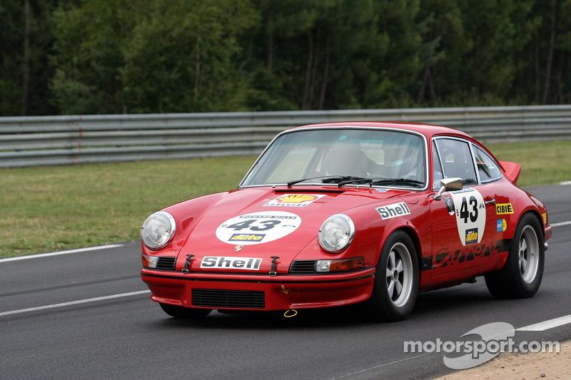 #43 Porsche 911 RS 2,7L 1973