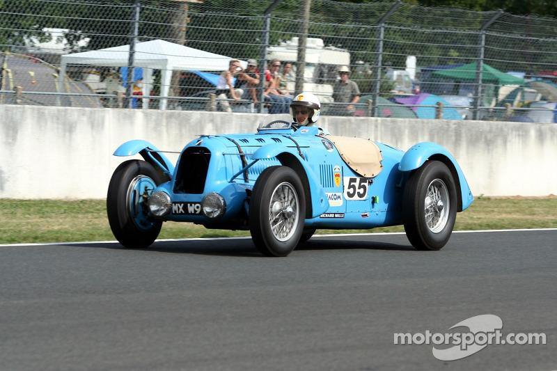 #55 Talbot T 26 SS 1937