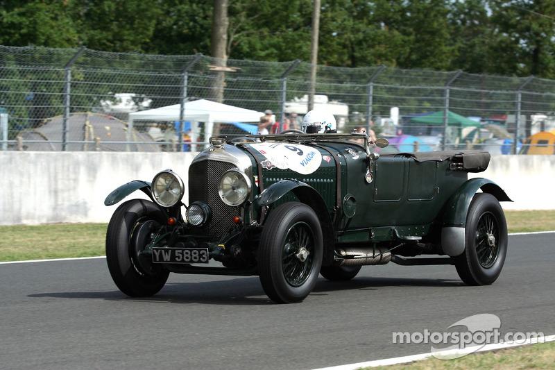 #9 Bentley 4,5L Le Mans 1928
