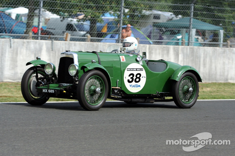 #38 Aston Martin LM4 1930