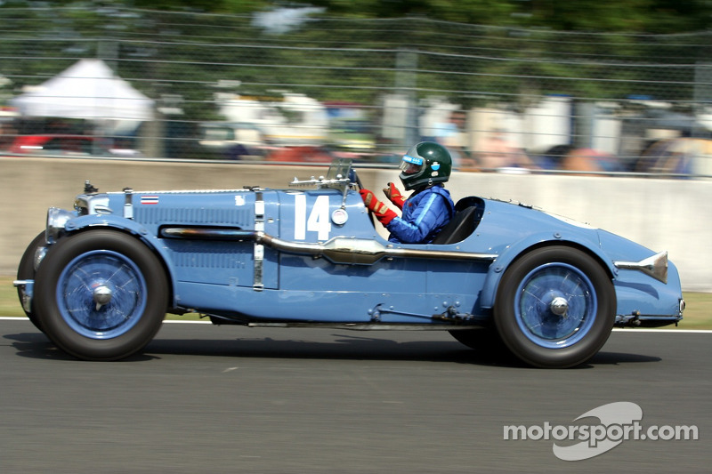 #14 Aston Martin Ulster 1935
