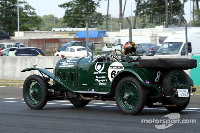 #69 Bentley Speed Model 1924