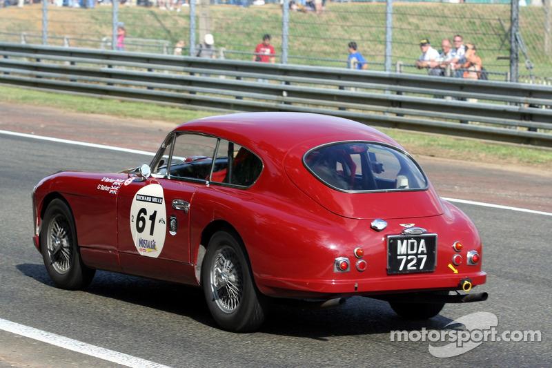 #61 Aston Martin DB2/4 1954