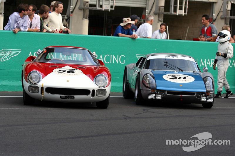 #28 Porsche 904/6 1964
