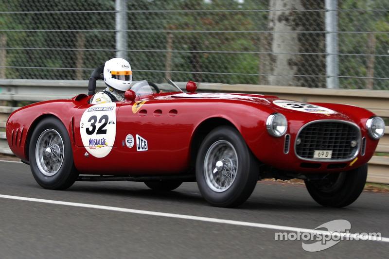 #32 Ferrari 340 MM 1953