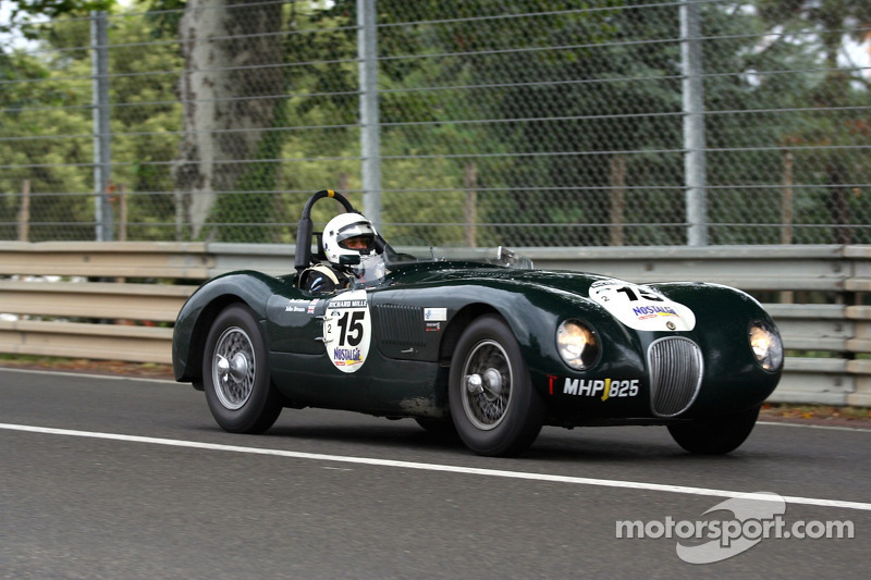 #15 Jaguar C Type 1952