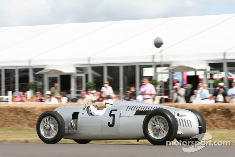 Auto Union Type C - Alan Mcnish