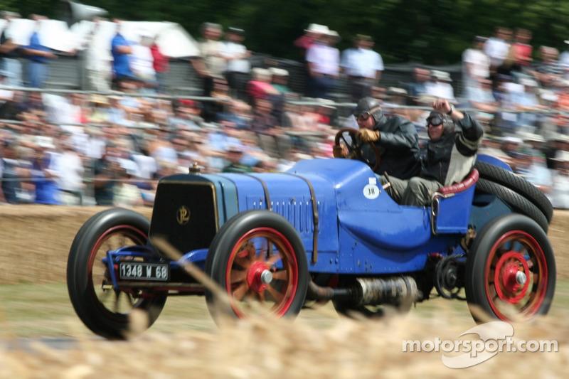 Le Grand prix 1908 de Panhard et Levassor