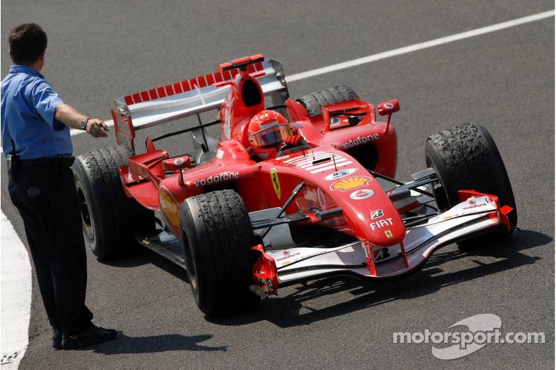 2006 Francia GP - Ferrari 248 F1