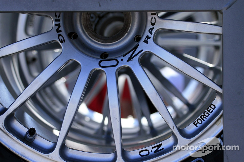Des pneus OZ