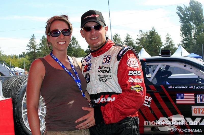 Joey Hand et sa femme
