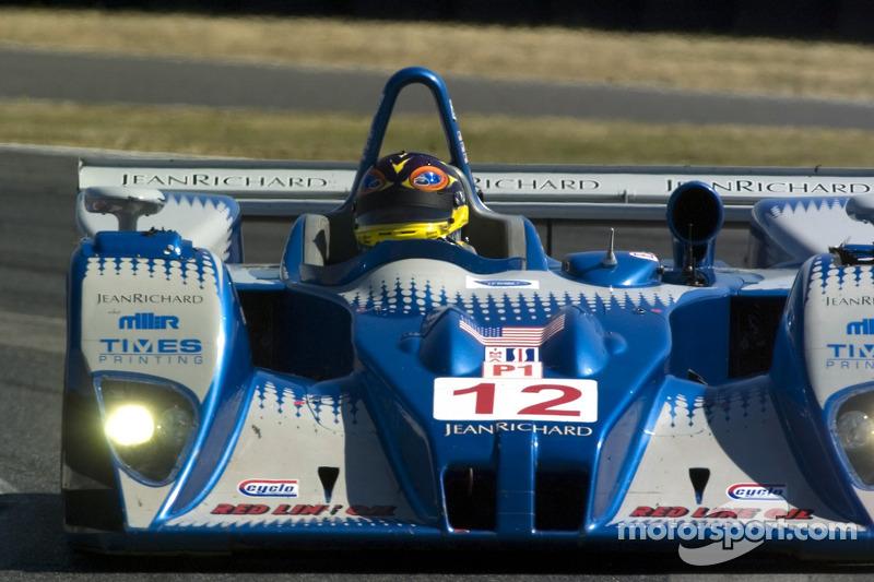 #12 Autocon Motorsports Lola EX257 AER: Bryan Willman, Chris McMurry