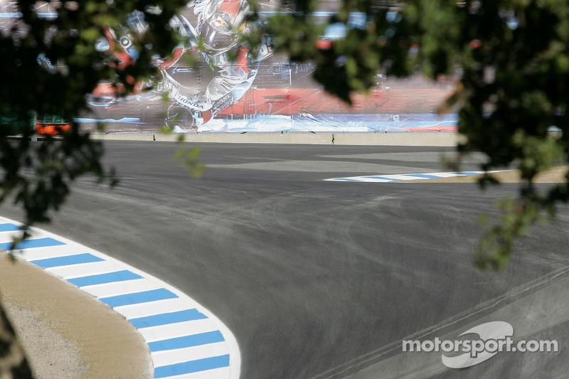 Le Corkscrew attend le retour du MotoGP