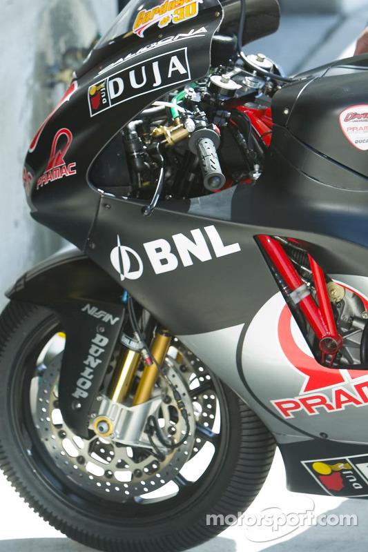 Dantin Ducati detalle