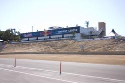 Прогулка по трассе: новый центр Red Bull