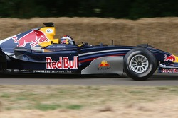 Red Bull Cosworth RB1: Michael Ammermueller