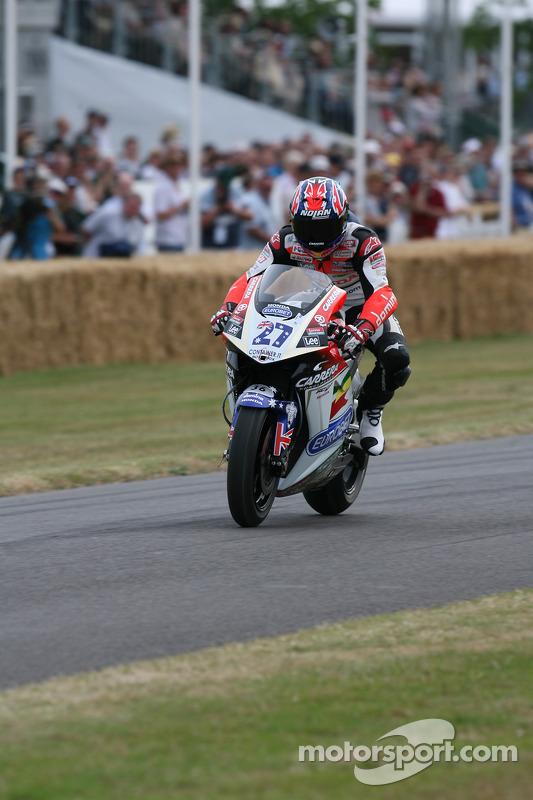 Honda RC211V: Casey Stoner