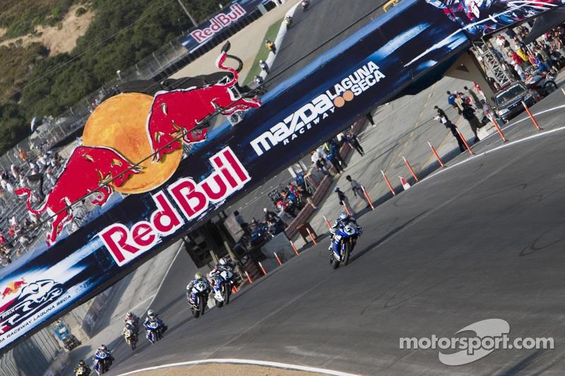 Action de course au deuxième tour