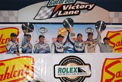 GT podium