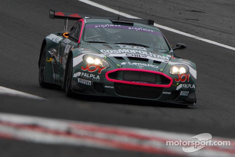 115 Bms Scuderia Italia Aston Martin Dbrs9 Franco Groppi Toni