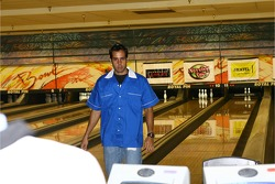 Jeff Gordon Foundation bowling tournament: Vitor Meira