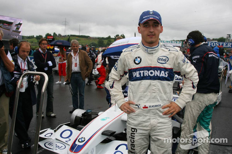 5.-Debut de Kubica