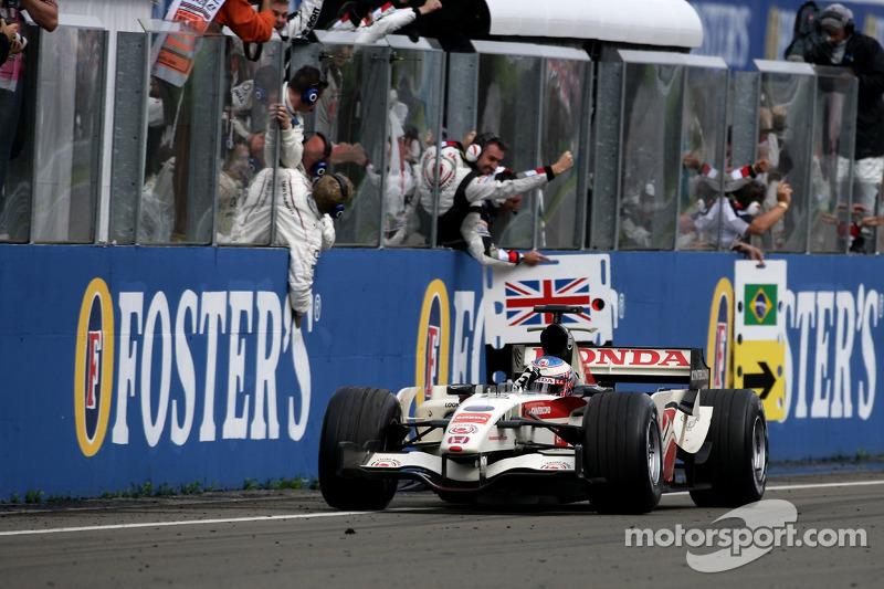 2006: Der 1. Sieg