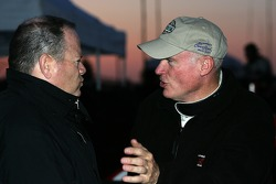 Chip Ganassi and Rob Dyson